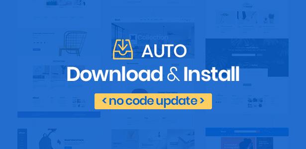 wordPress theme auto update