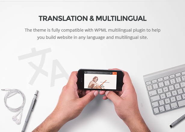 multilingual wordpress theme