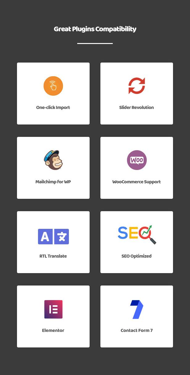 Kiddo Kids Store WordPress Theme - 08+ Integrated Plugins