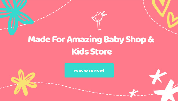 Kiddo Best Baby Kids Fashion WooCommerce WordPress Theme Download Kiddo WP Theme
