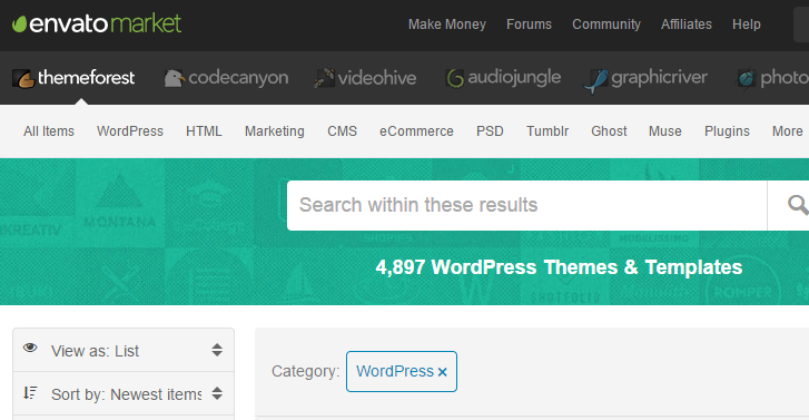 top 10 leading wordpress themes providers in 2014