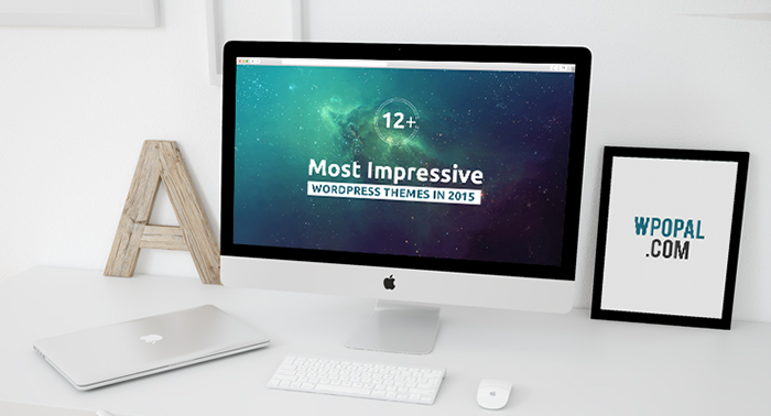 Most Impressive WordPress Themes 2015