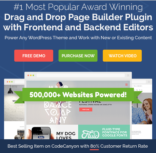 Visual Composer: Page Builder for WordPress (Version 4 7 4) - WpOpal