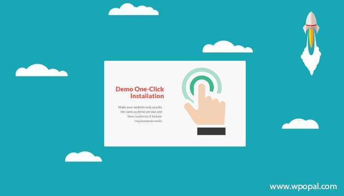 How to install Data Demo with One-click