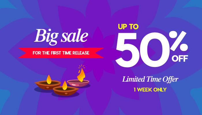 Big Sale 50% Paradise Hotel & Resort WordPress Theme