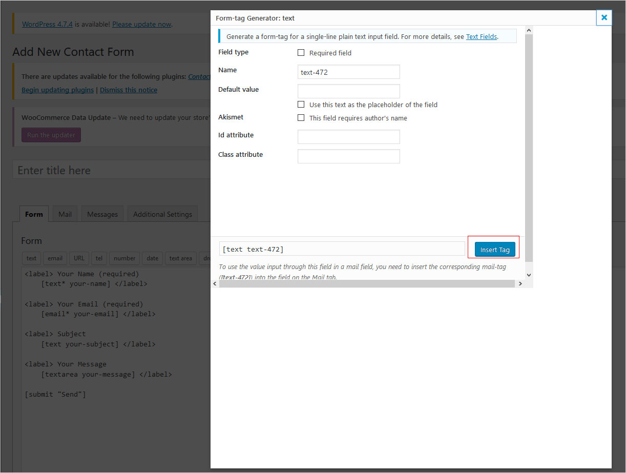 How to Config Contact Form mail - WpOpal Blog - Ultimate