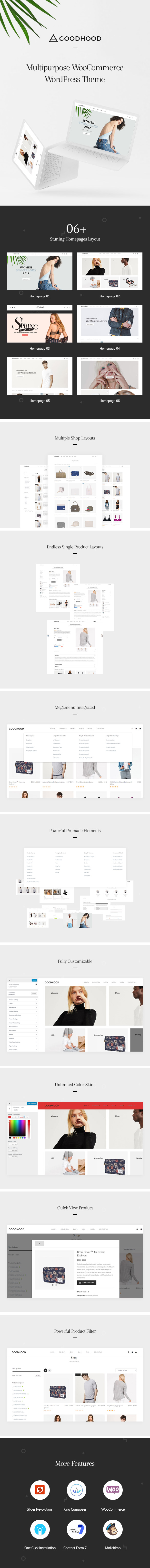 goodhood wordpress theme