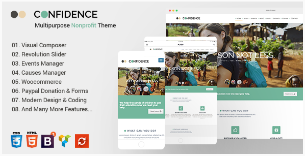 Download 4 Free WordPress Themes on Themeforest in November | WpOpal