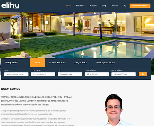 FullHouse - Real Estate Responsive WordPress Theme - 6