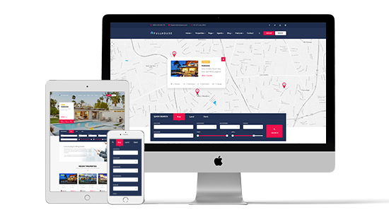 Fullhouse - Real Estate Responsive WordPress Theme | WpOpal