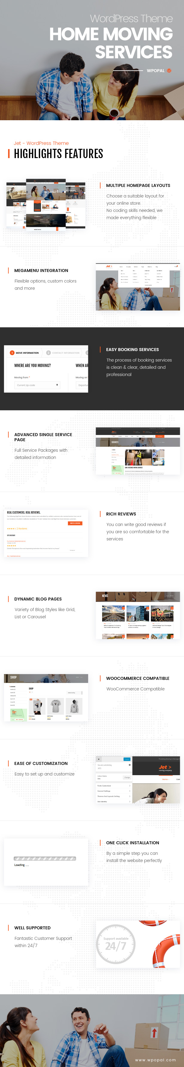 Opal WordPress Theme