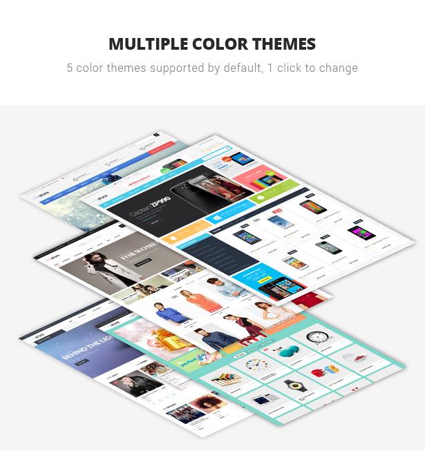 mixstore color theme