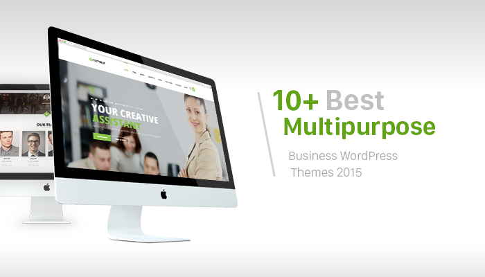 10+ Multipurpose Business WordPress Theme