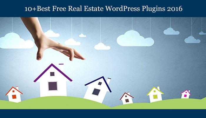 10+ Best Free Real Estate WordPress Plugins 2016 - WpOpal Blog