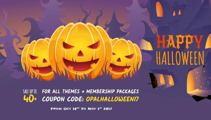 Halloween   WPOpal Sale off 40%