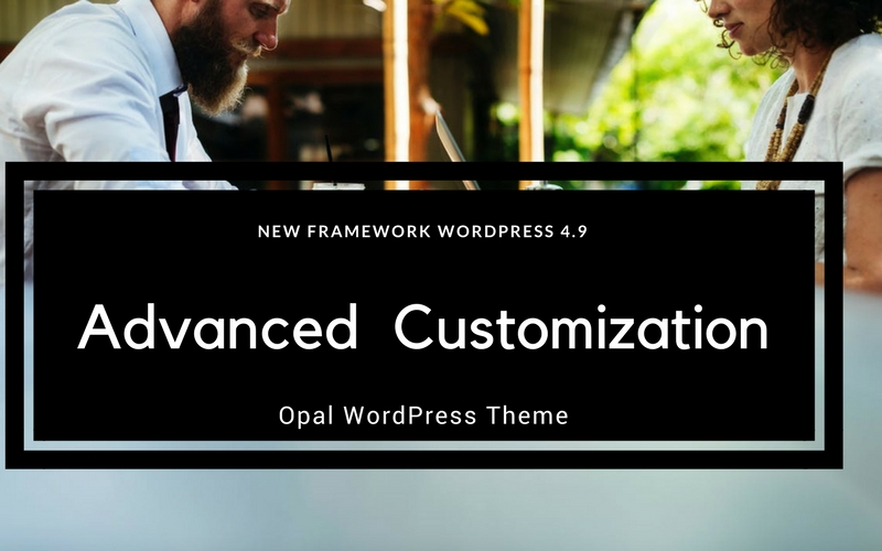 customize wordpress theme 4.9