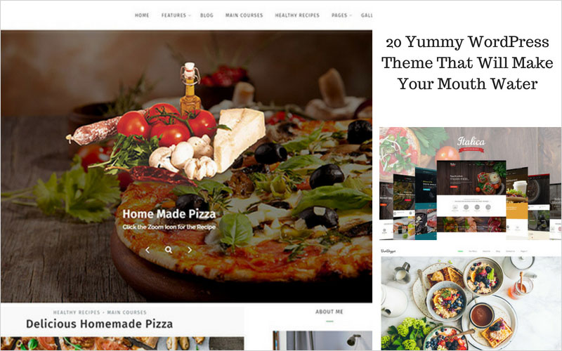 yummy wp themes