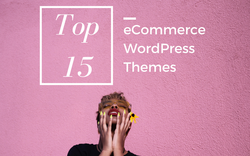 Top 15 ecommerce wordpress theme