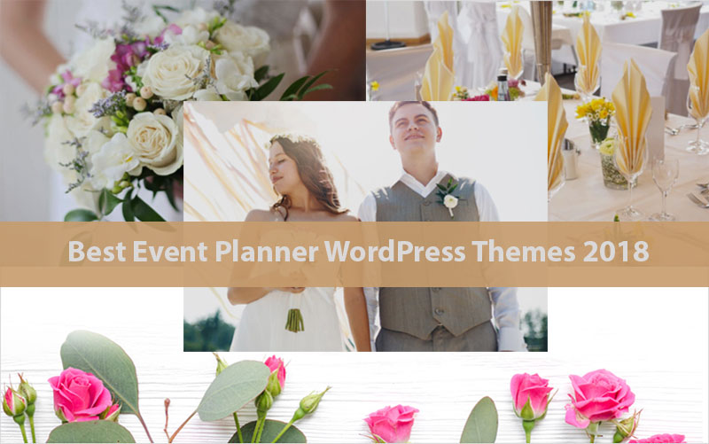 best event planner wordpress theme
