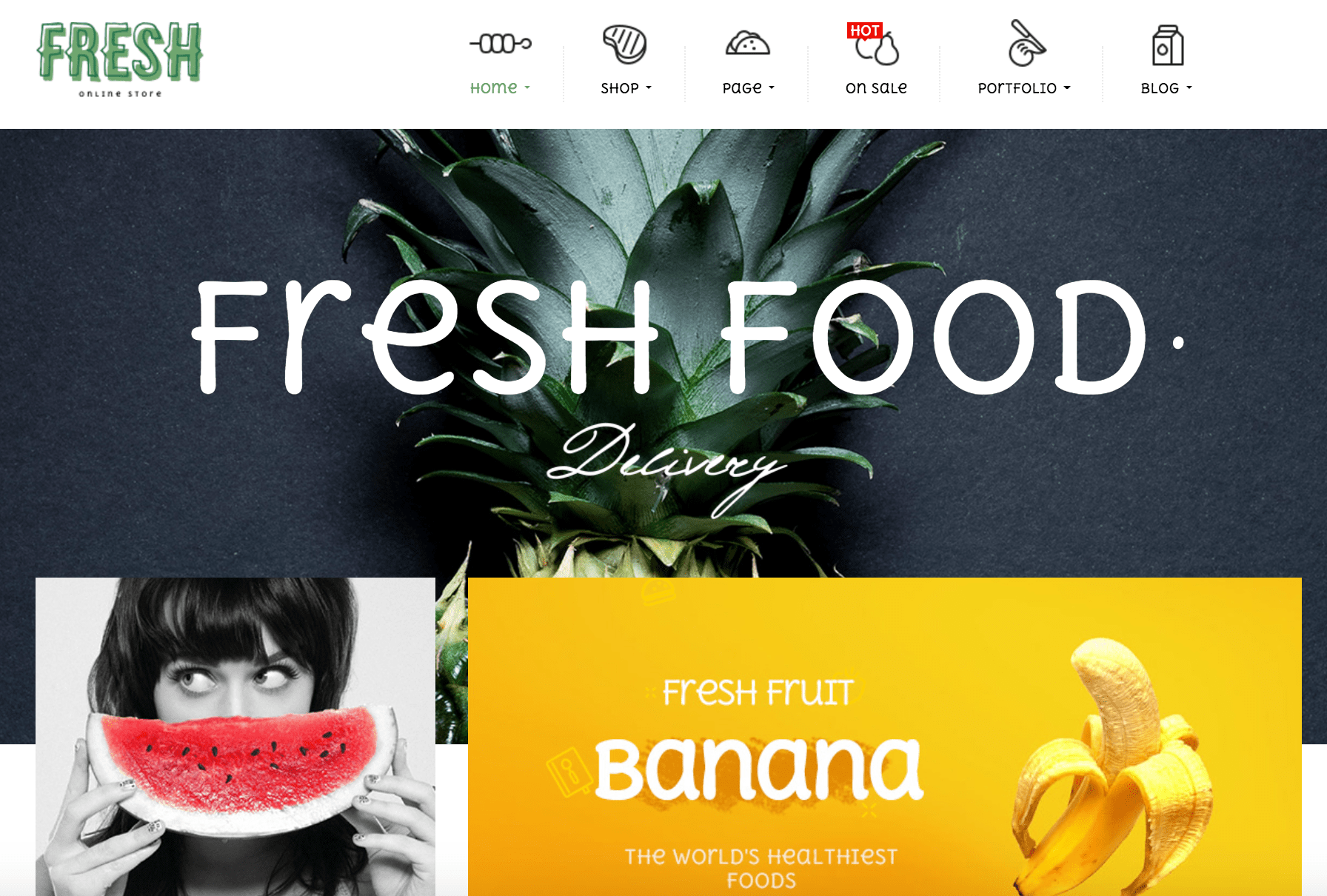 fresh multipurpose wordpress theme
