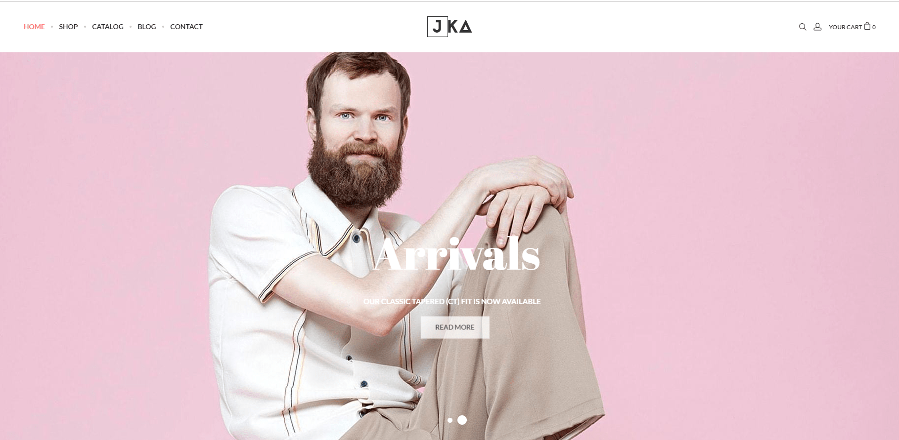 Jka Fashion WooCommer<img src=