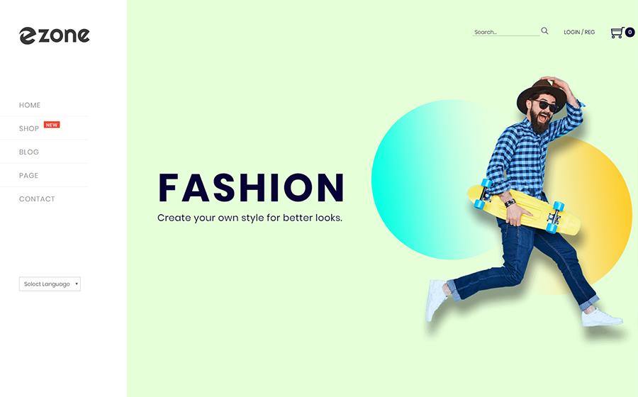 Ezone - Multipurpose WooCommerce Theme<img src=