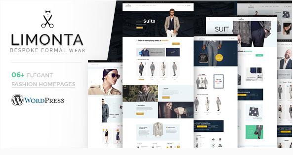 Best Fashion WordPress Theme Littlemonsters Sport Shop