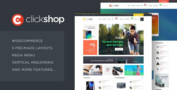 30+ Best Ecommerce WordPress Themes 2019 | Powered WooCommerce