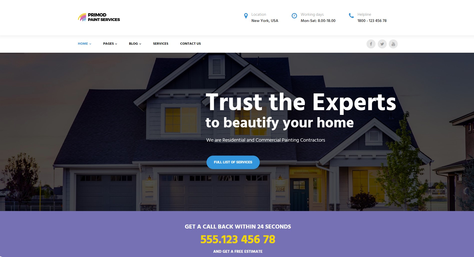 Primod best Ecommerce WordPress Themes
