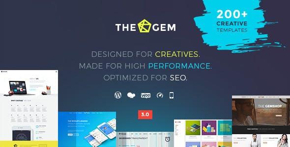 TheGem best Ecommerce WordPress Themes
