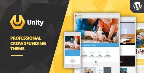 Unity best Ecommerce WordPress Themes