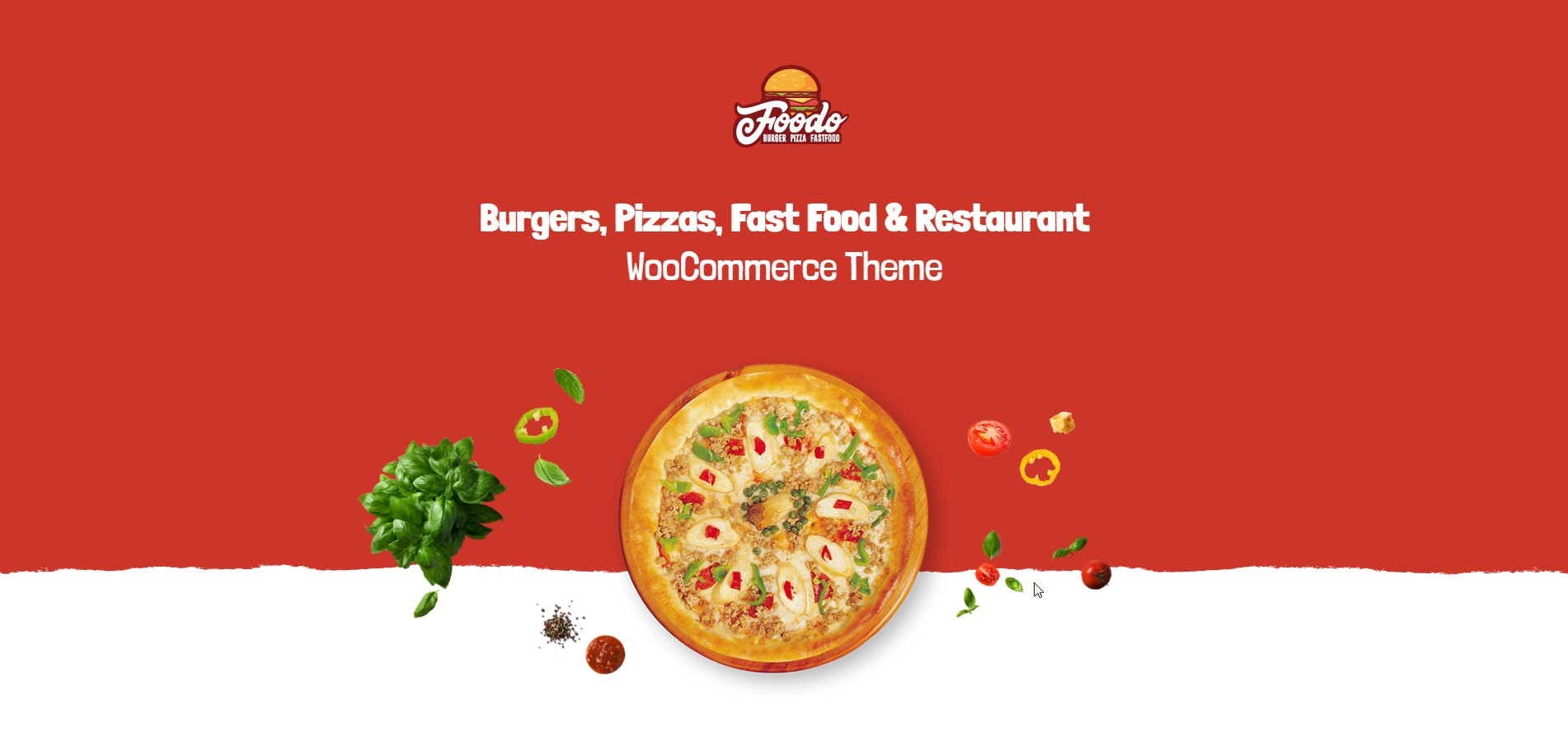 Foodo - Fast Food WordPress theme