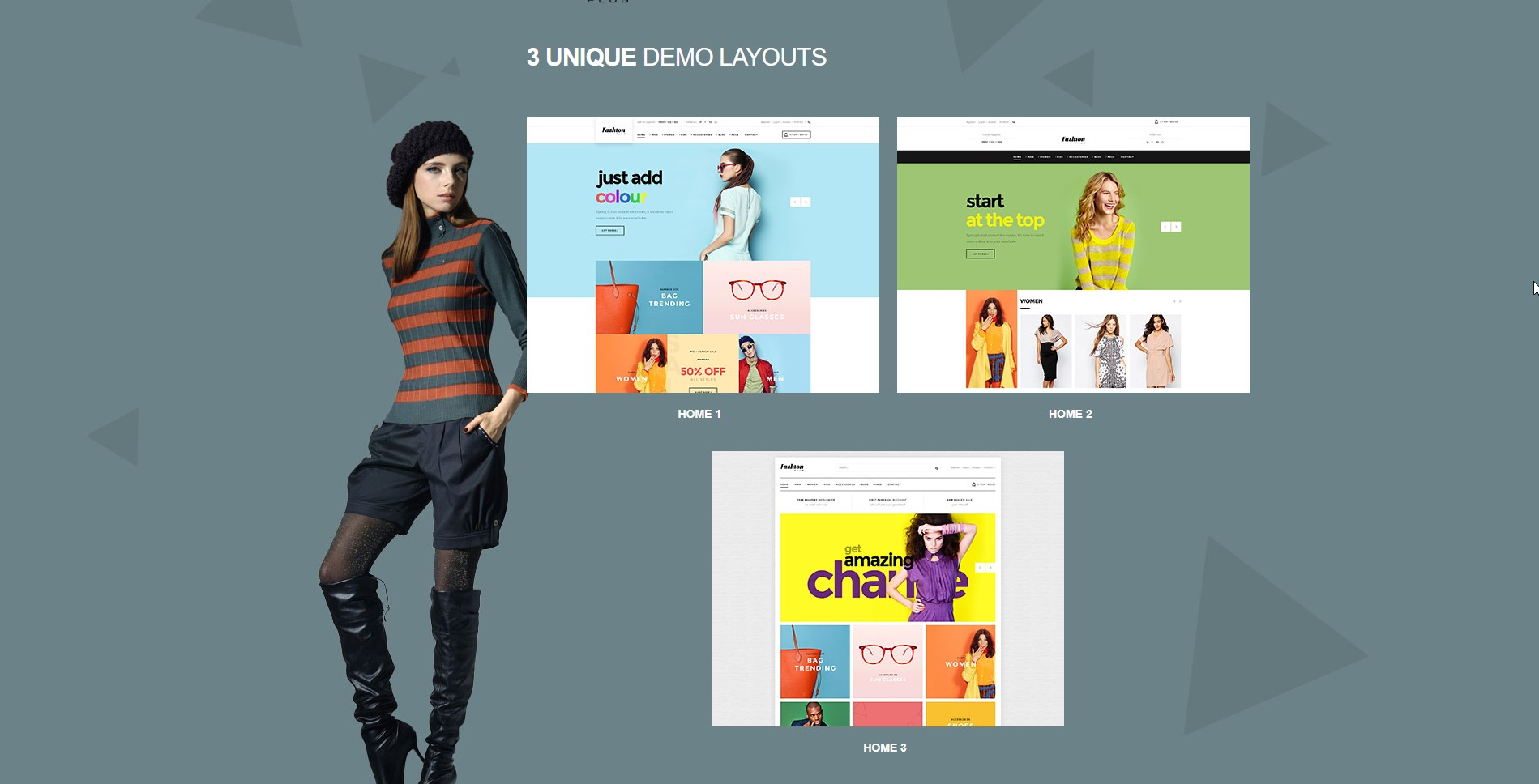 Fashion Plus - Minimal & Modern WooCommerce WordPress Theme