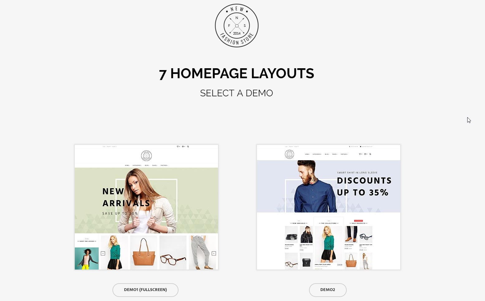 NewFashion - Clean & Modern WooCommerce WordPress Theme