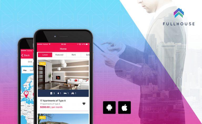 fullhouse mobile app