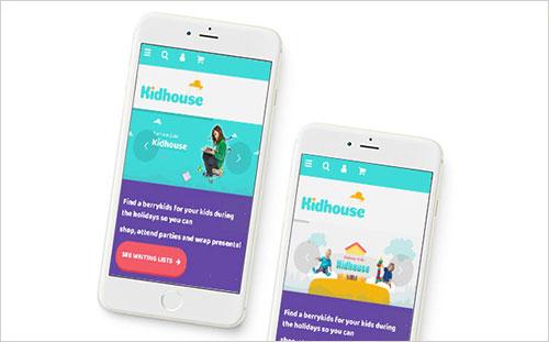 Modern, User Friendly & Mobile Optimized