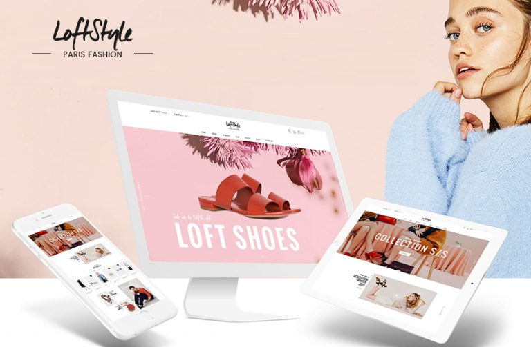 loftstyle fashion woocommerce theme