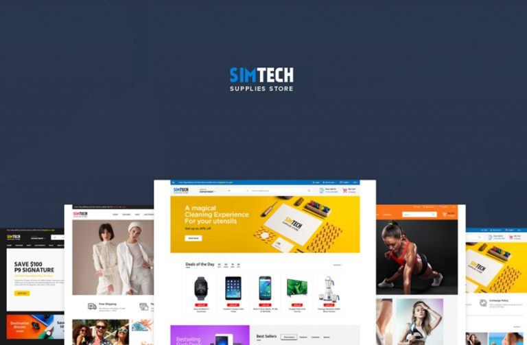smitech multipurpose wordpress theme
