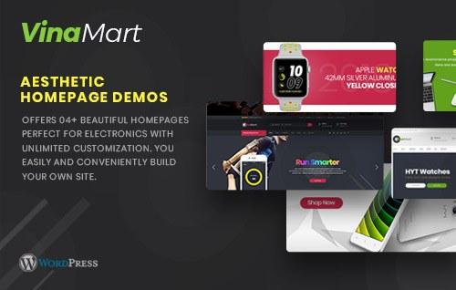 04+ Aesthetic Electronics Homepage Demos