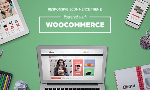 Electronics WooCommerce WordPress Theme