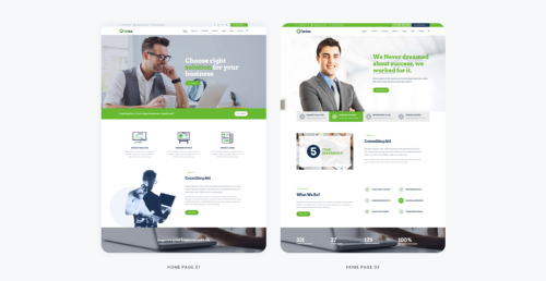 Professional Homepages