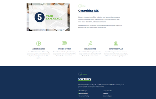 Multiple Premade Templates For Company Info