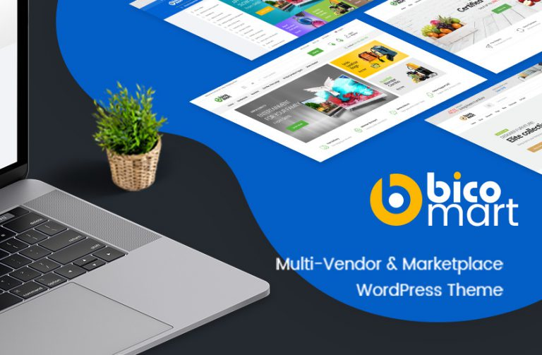 multi vendor marketplace wordpress theme