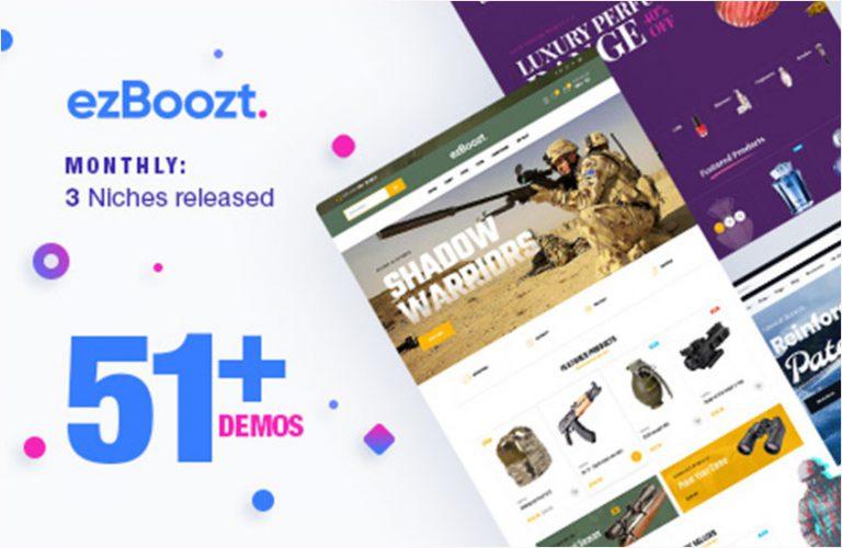 ezboozt updated 51+ homepages