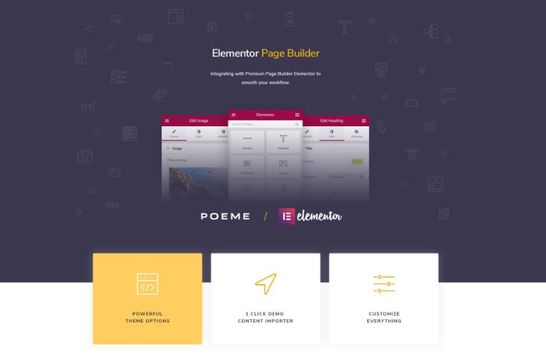 Elementor Page Builder Compatible